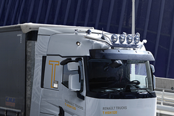 Renault Trucks illustration